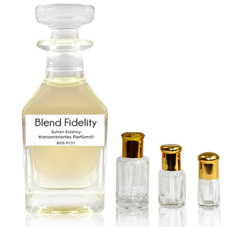 Sultan Essancy Parfümöl Blend Fidelity Sultan Essancy
