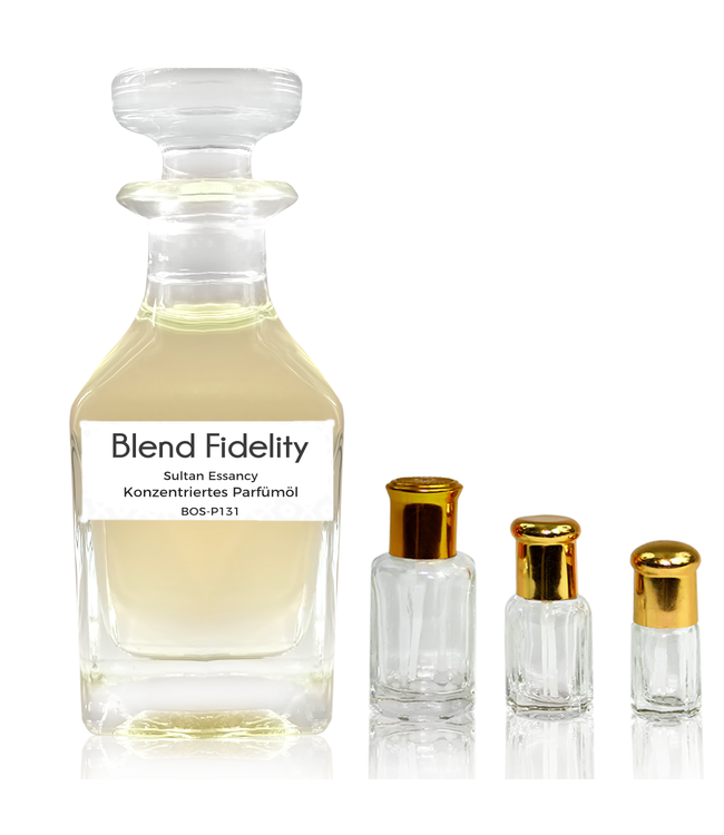 Sultan Essancy Concentrated perfume oil Blend Fidelity - Perfume free from alcohol