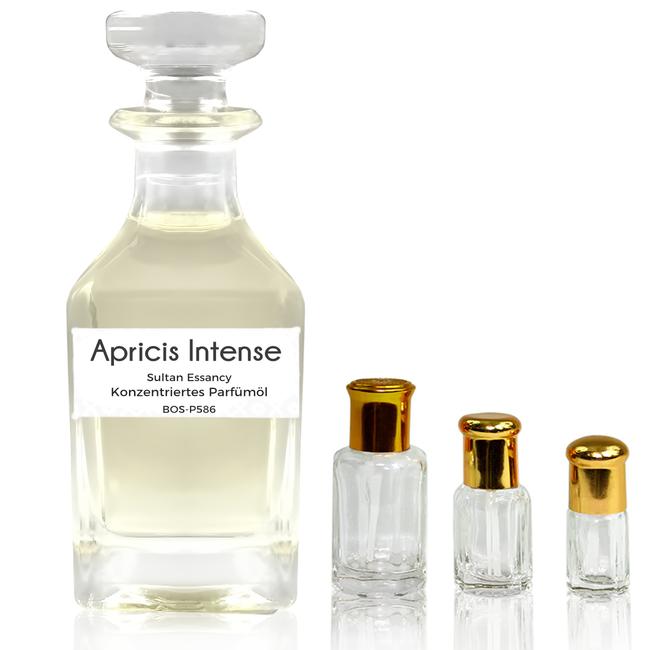 Sultan Essancy Perfume oil Apricis Intense Sultan Essancy