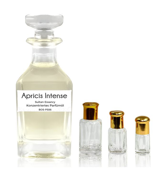 Sultan Essancy Parfümöl Apricis Intense - Parfüm ohne Alkohol