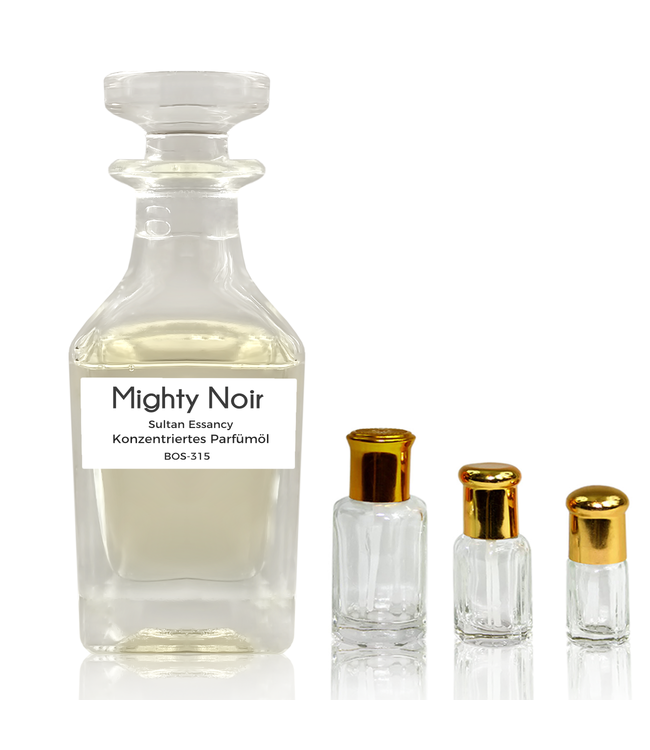 Sultan Essancy Concentrated perfume oil Mighty Noir - Perfume free from alcohol