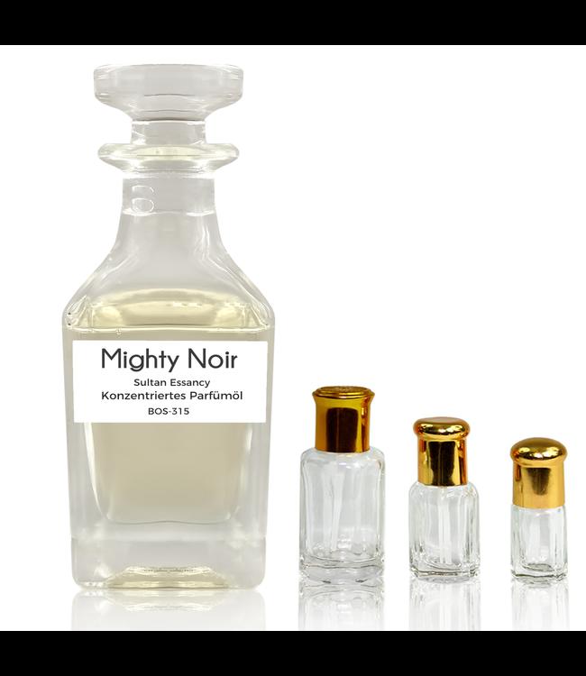 Sultan Essancy Parfümöl Mighty Noir - Parfüm ohne Alkohol