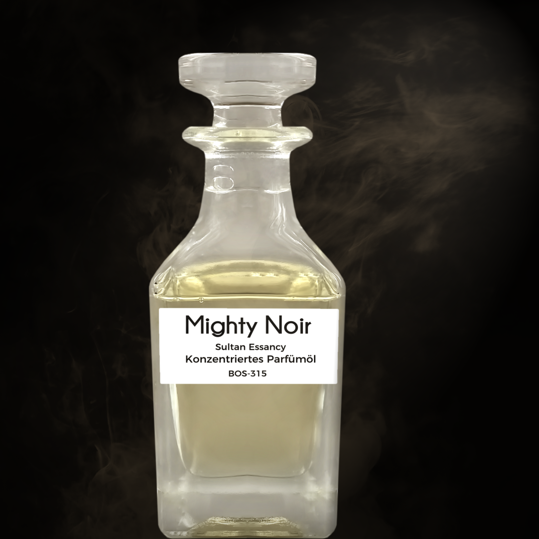 Parfümöl Attar Mighty Noir von Sultan Essancy