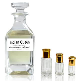 Sultan Essancy Perfume oil Indian Queen Sultan Essancy