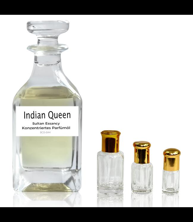 Sultan Essancy Parfümöl Indian Queen - Attar Parfüm ohne Alkohol