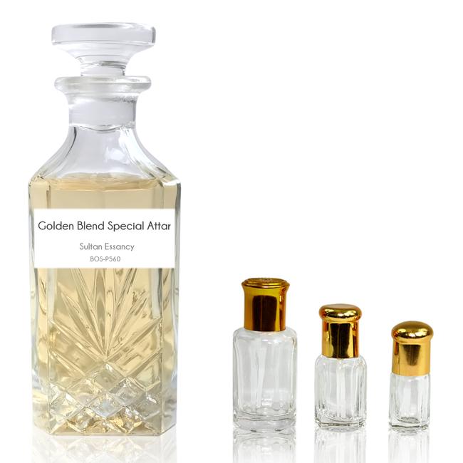 Sultan Essancy Perfume oil Golden Blend Special Attar Sultan Essancy