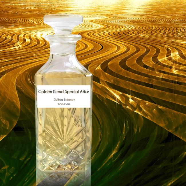 Parfümöl Golden Blend Special Attar von Sultan Essancy