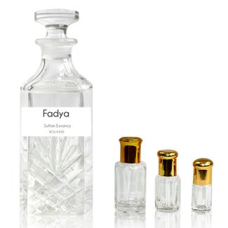 Sultan Essancy Perfume oil Fadya Sultan Essancy