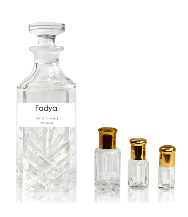 Sultan Essancy Concentrated perfume oil Fadya - Perfume free from alcohol