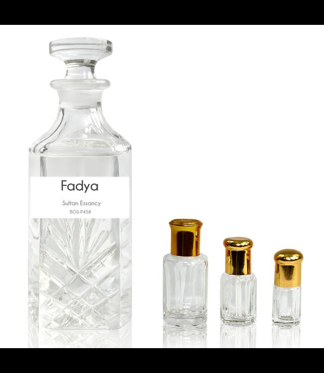 Sultan Essancy Parfümöl Fadya - Attar Parfüm ohne Alkohol