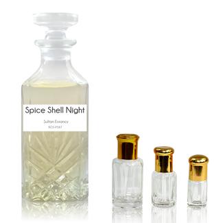 Sultan Essancy Perfume oil Spice Shell Night Sultan Essancy