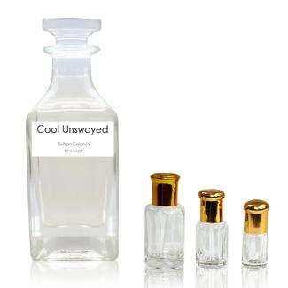 Sultan Essancy Perfume oil Cool Unswayed Sultan Essancy