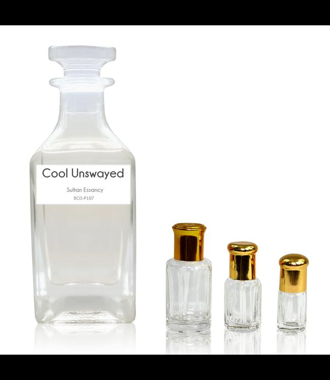 Sultan Essancy Parfümöl Cool Unswayed - Attar Parfüm ohne Alkohol