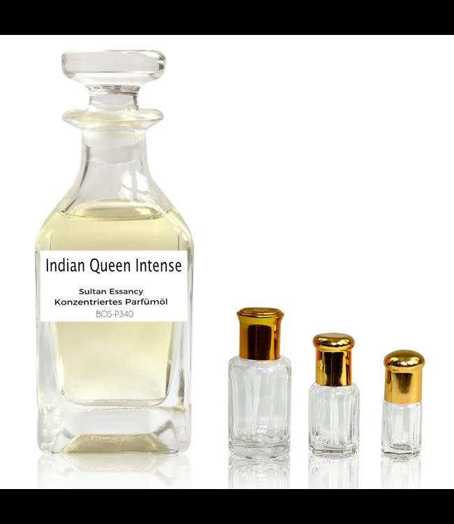 Sultan Essancy Parfümöl Indian Queen Intense - Attar Parfüm ohne Alkohol