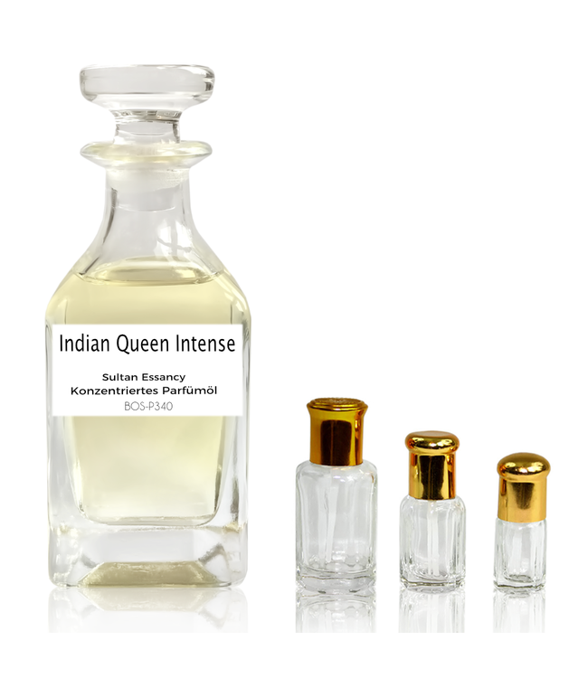 Sultan Essancy Perfume oil Indian Queen Intense Sultan Essancy