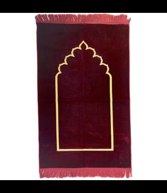 Prayer rug seccade - Red