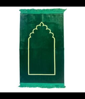 Gebetsteppich Seccade - Grün