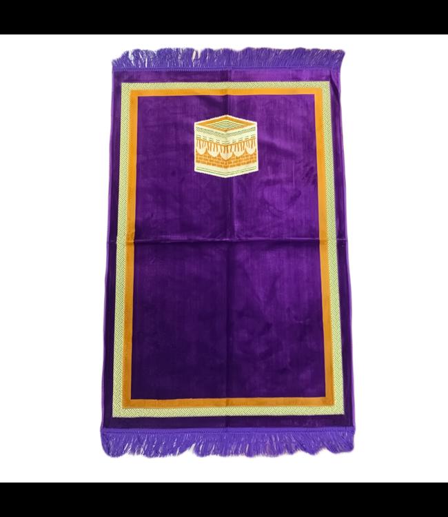 Prayer rug - Seccade in Purple