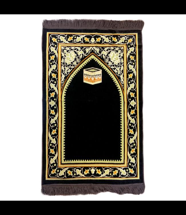 Prayer rug seccade - Brown