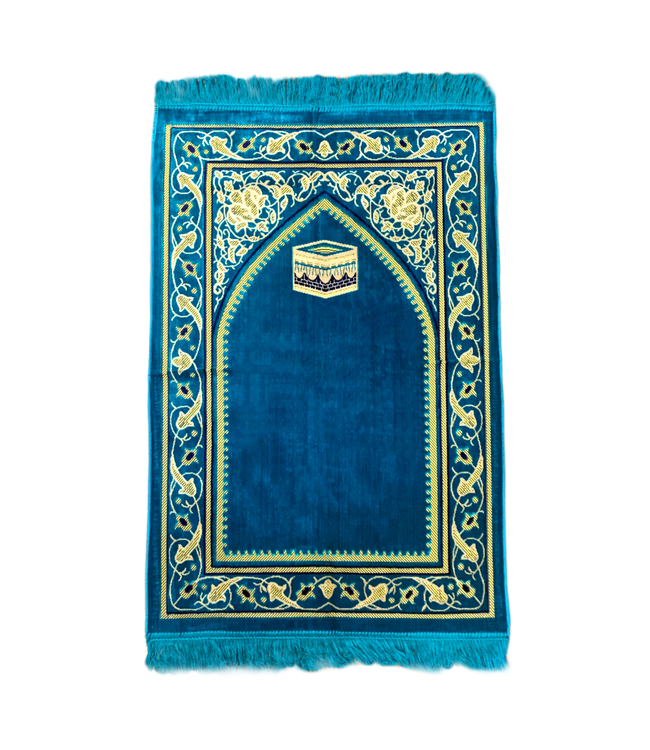 Prayer Rug - Seccade In Turquoise