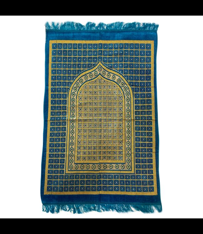 Prayer rug seccade - Turquoise