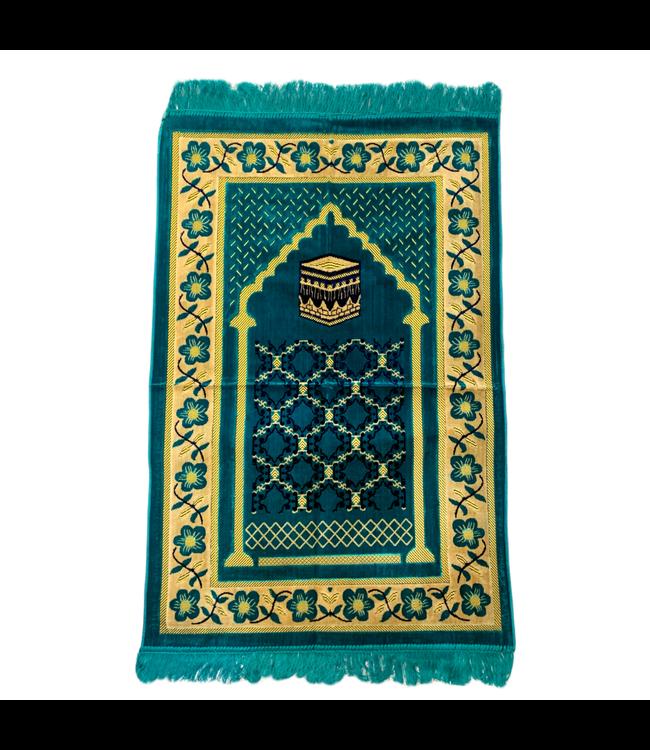 Gebetsteppich - Seccade in Türkis