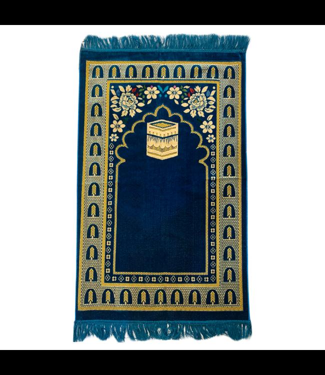 Prayer rug - Seccade in Dark Blue