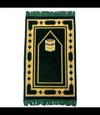 Prayer rug seccade - Dark Green