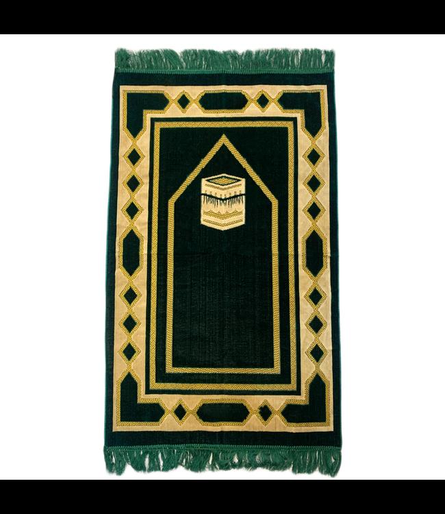 Prayer Rug - Seccade In Dark Green