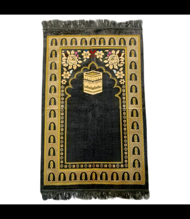 Prayer rug seccade - Grey