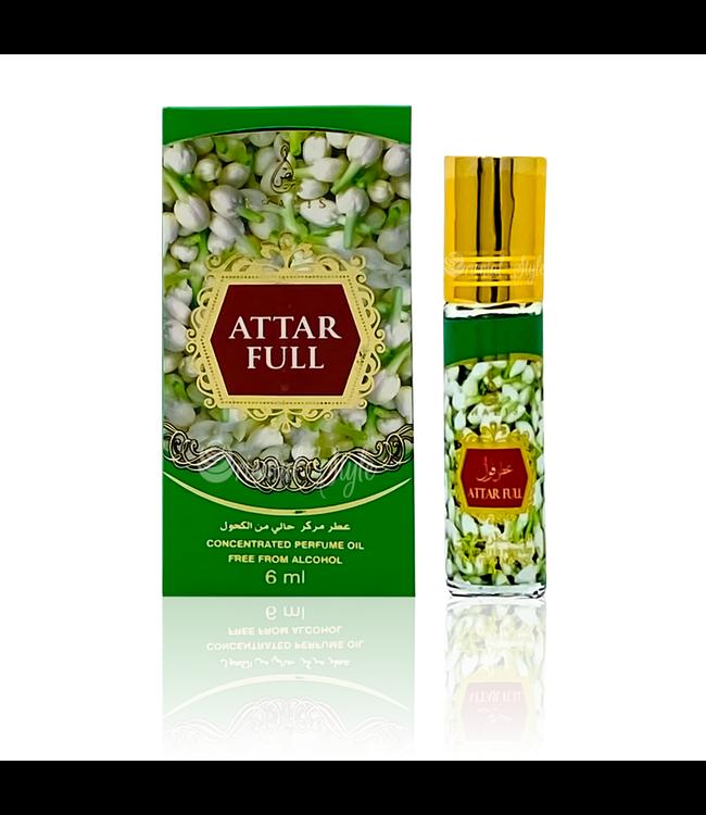 Khalis Parfümöl Attar Full 6ml - Parfümöl ohne Alkohol