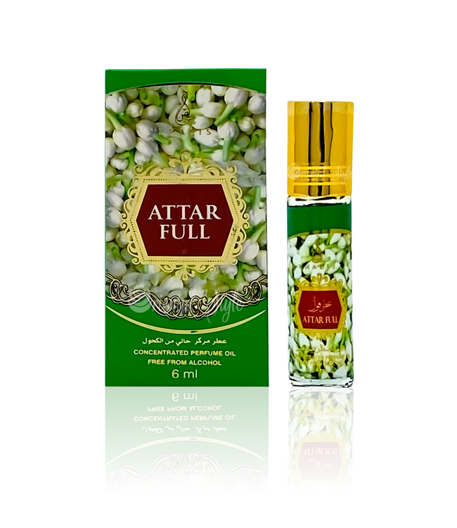 Khalis Perfume Oil Attar Full Concentrated 6ml