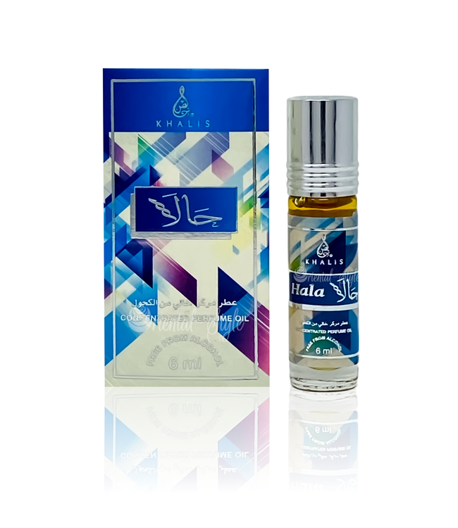 Khalis Parfümöl Hala 6ml - Parfümöl ohne Alkohol