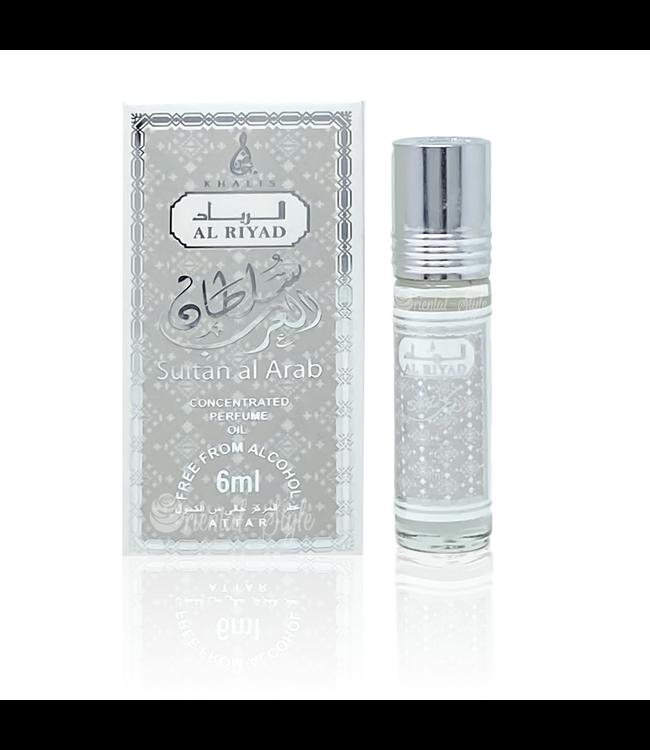 Khalis Perfume Oil Sultan Al Arab Concentrated 6ml