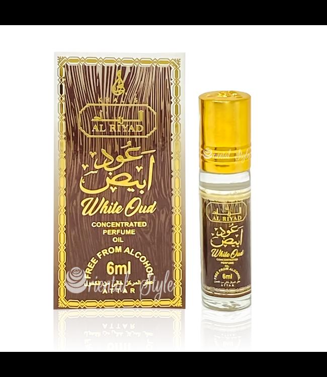 Khalis Perfume oil White Oud 6ml