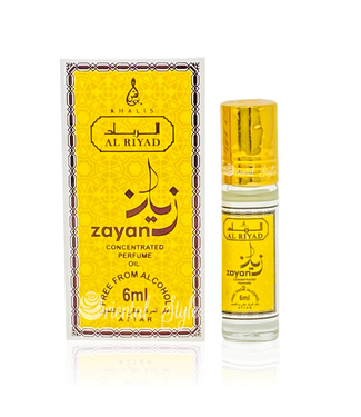 Khalis Perfume oil Zayan by Khalis 6ml