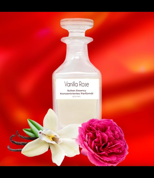 Parfümöl Vanilla Rose von Sultan Essancy