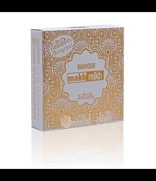 Nabeel Perfumes Bakhoor MakhMikh By Nabeel Incense (30g)