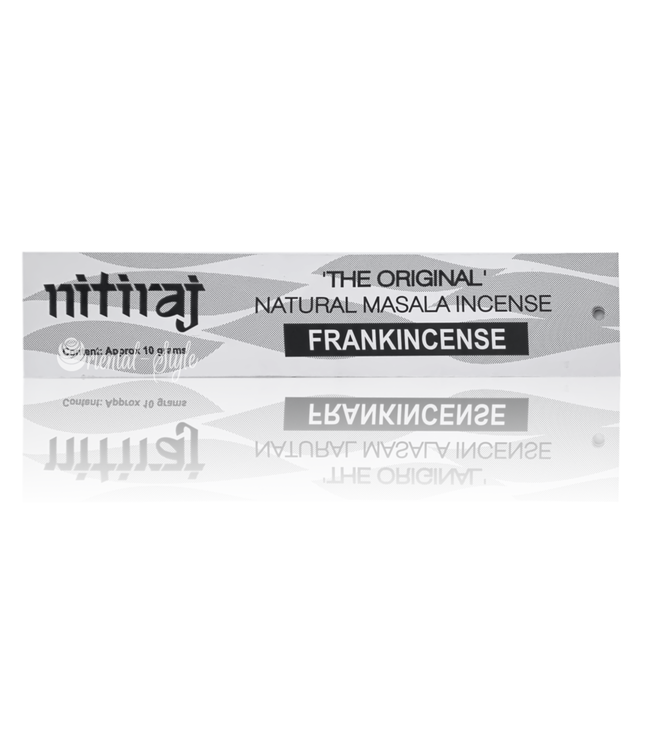 Nitiraj Premium Incense sticks Frankincense (10g)