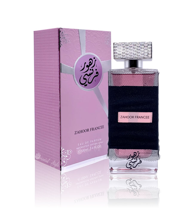 Ard Al Zaafaran Perfumes  Parfüm Zahoor Francee Eau de Parfum 100ml Ard Al Zaafaran