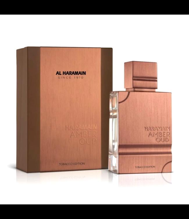 Al Haramain Perfume Amber Oud Tobacco Edition Spray Eau de Parfum 60ml