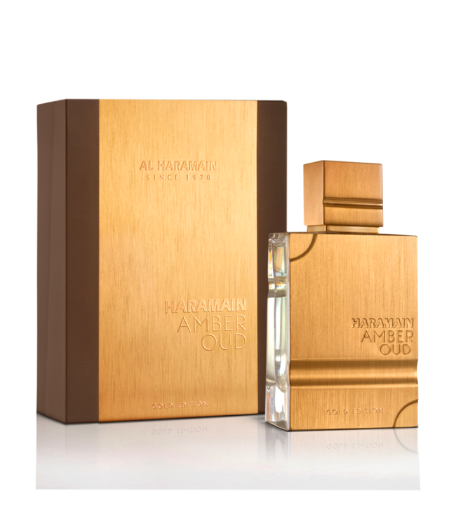 Al Haramain Amber Oud Gold Edition Spray Eau de Parfum 60ml