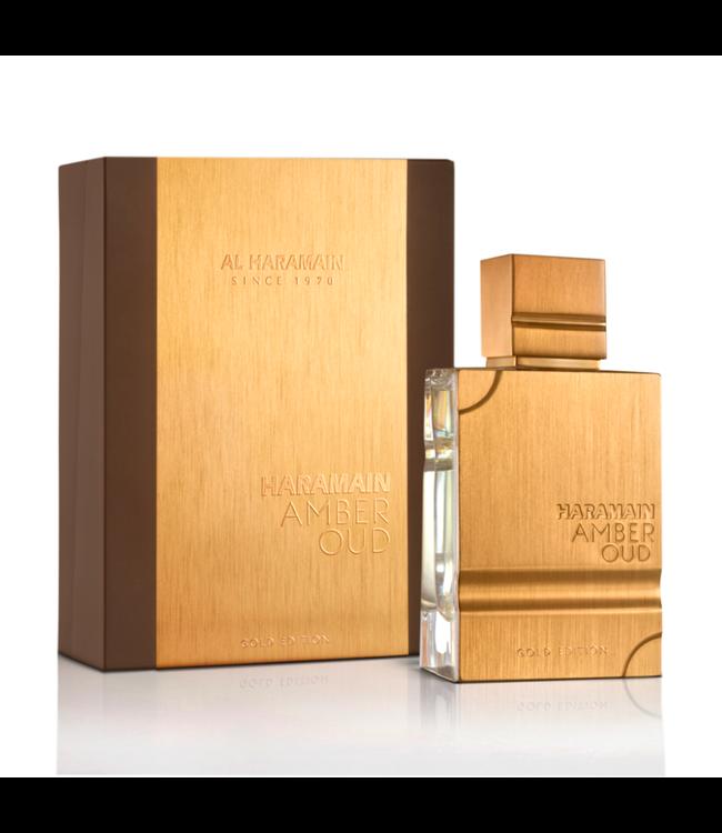 Al Haramain Perfume Amber Oud Gold Edition Spray Eau de Parfum 60ml