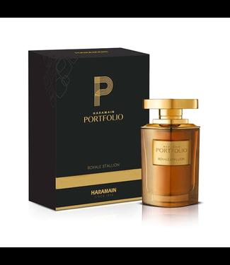 Al Haramain Portfolio Royale Stallion Spray Eau de Parfum 75ml