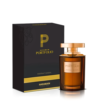 Al Haramain Portfolio Portrait Sandal Spray Eau de Parfum 75ml