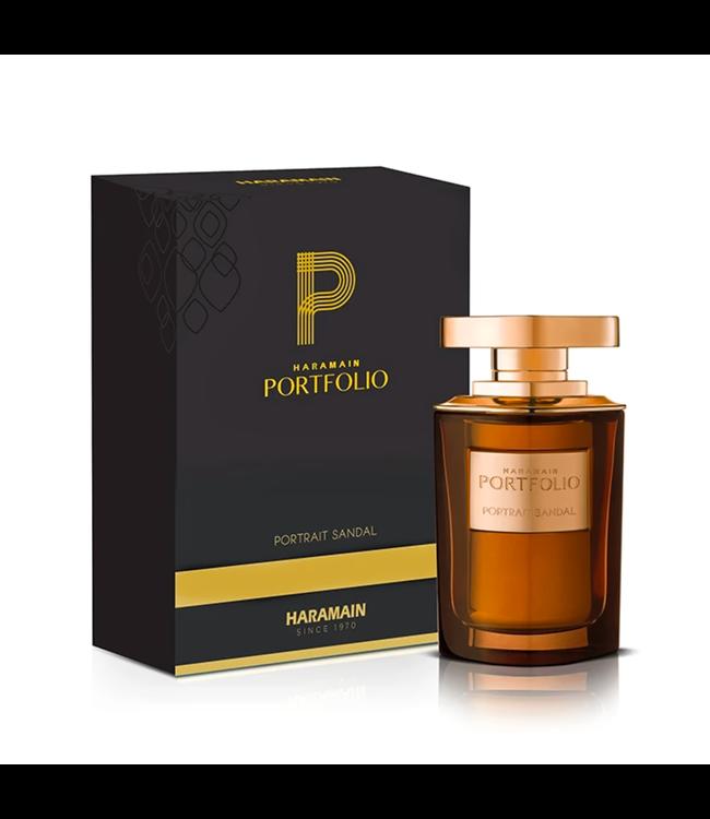 Al Haramain Perfume Portfolio Portrait Sandal Spray Eau de Parfum 75ml