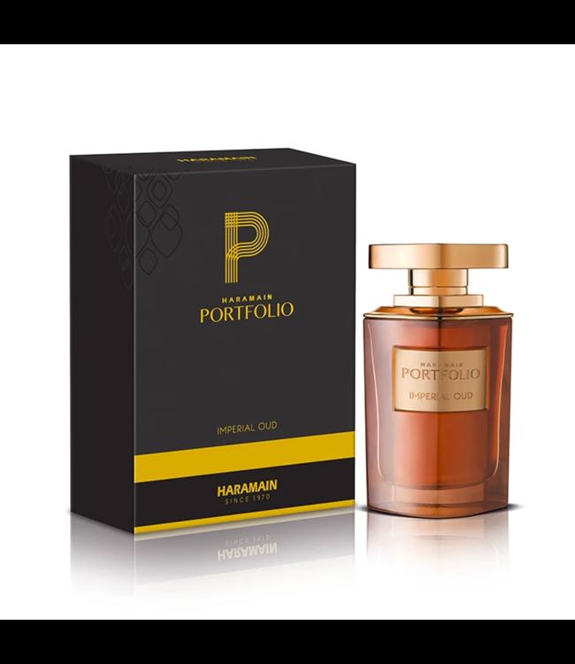 Al Haramain Perfume Portfolio Imperial Oud Spray Eau de Parfum 75ml