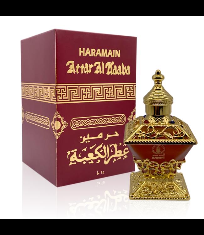 Al Haramain Concentrated perfume oil Attar Al Kaaba 25ml - Perfume free from alcohol