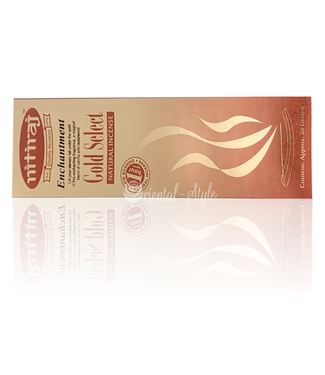 Nitiraj Premium Incense Sticks Nitiraj Gold Select Enchantment(20g)