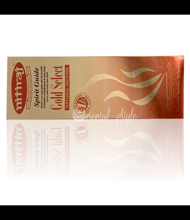 Nitiraj Premium Incense Sticks Nitiraj Gold Select Spirit Guide (20g)